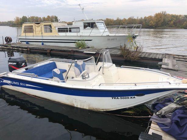 Лодка катер ЮМС UMC 500