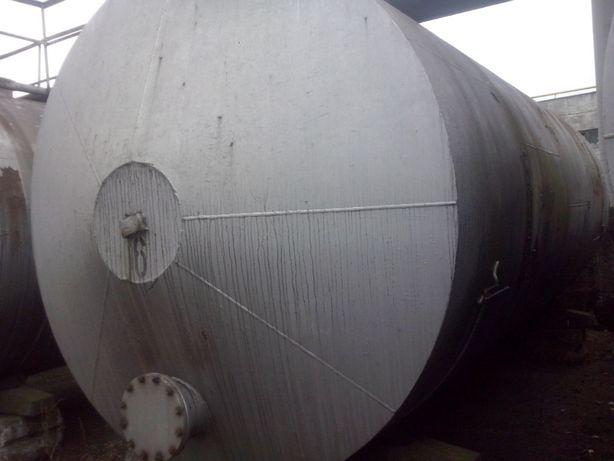 емкость резервуар бочка биметаллическая 50 м.куб. - 100 пищ/хим