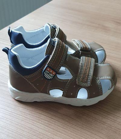Bobbi shoes nowe sandały dla chłopczyka rozm. 25