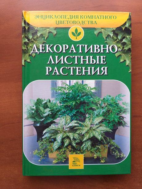 """Ладвинская А.А. """"Декоративнолистные растения"""""""