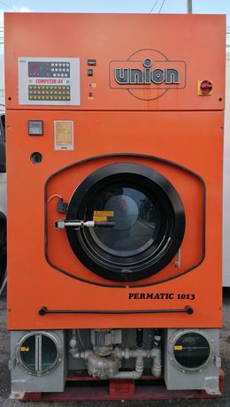 Union máquina de limpeza a seco peças