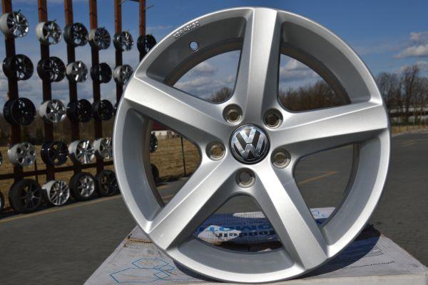 """RSCAR"" - Oryginalne felgi VW 16"" 5x112 NOWE!"
