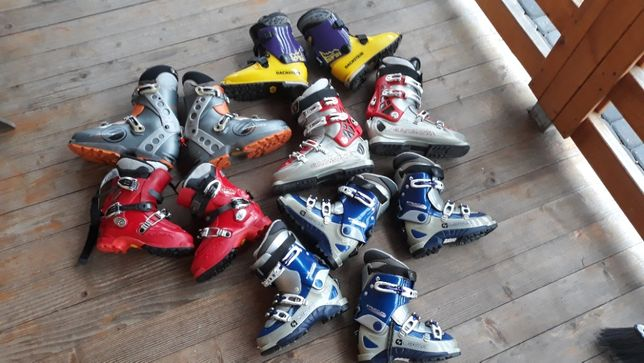 Buty skiturowe rózne rozmiary