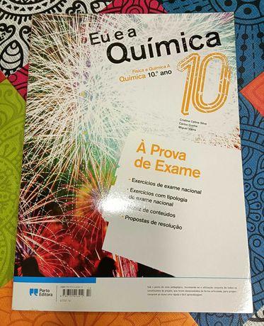 Eu e a Química - 10⁰ ano - Porto Editora