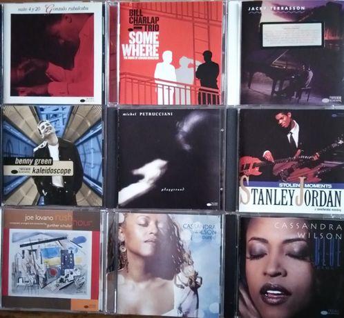Коллекционный джаз на CD (new stars of BLUE NOTE) jazz