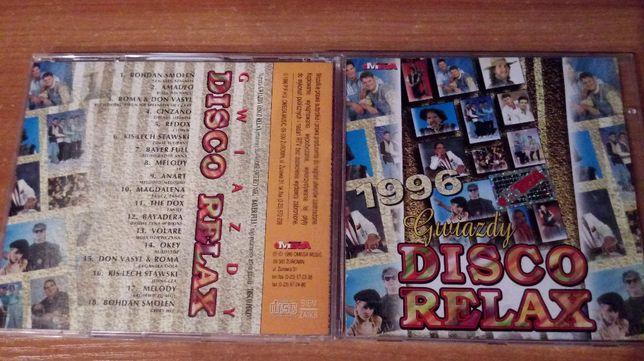 Gwiazdy Disco Relax UNIKAT cd 1996