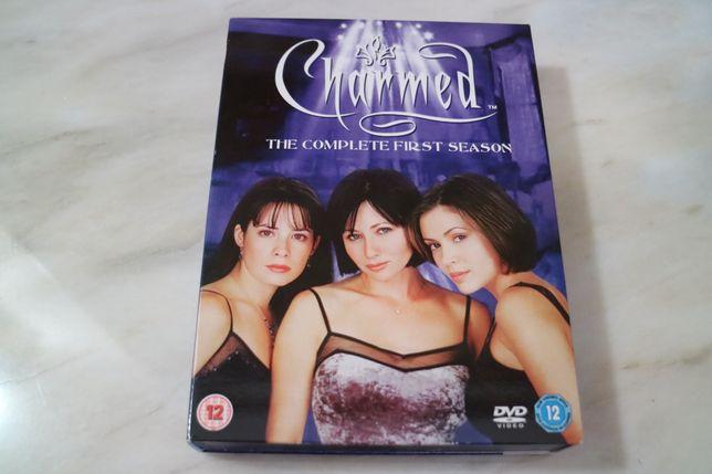 Charmed As Feiticeiras Primeira Temporada Completa Série em DVD