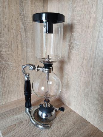 Чайный сифон с газовой горелкой recrow (чаевар, чайник, заварник)