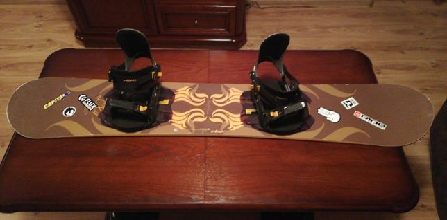 Deska snowboardowa limited4you lx4 157cm sprzedam lub zamienię