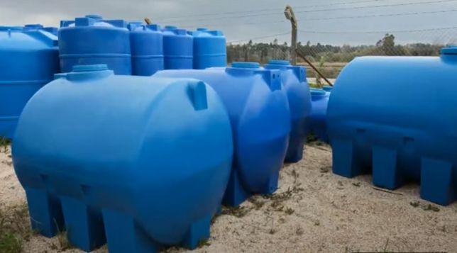 Deposito de agua / Reservatório de 1m3 a 100m3