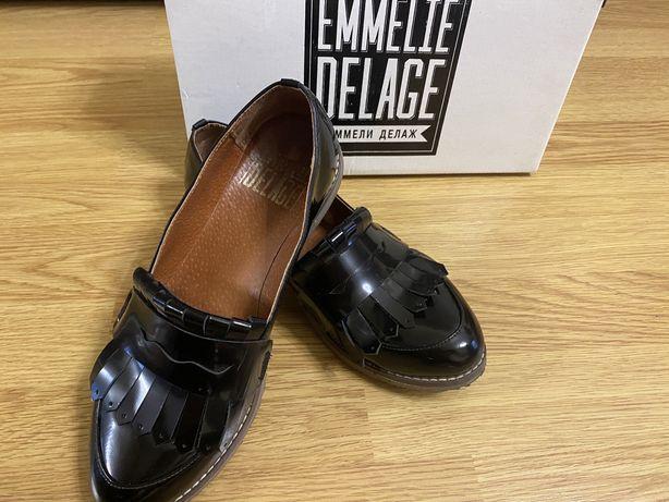 Туфли emelie delage