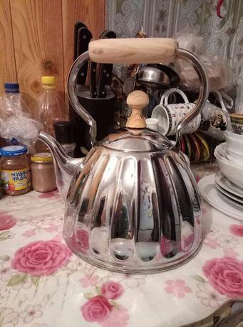 Чайник совецкий