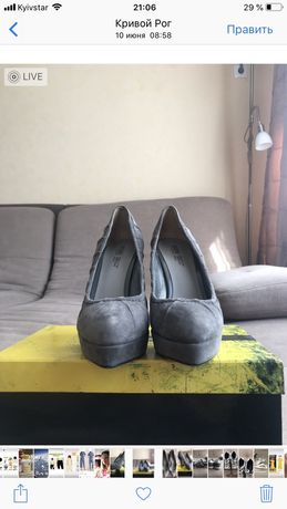 Туфли биаджи