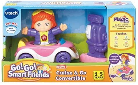 Іграшковий кабріолет, игрушечная машинка, Vtech Go! Go! Convertible