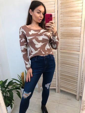Укорочённый свитер кофта M&S