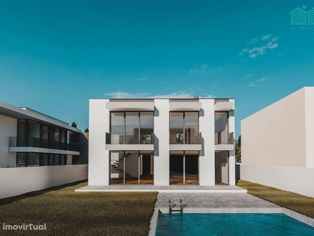 Moradia Isolada* T4+1 Luxo + Piscina + Terreno - Aveiro C...