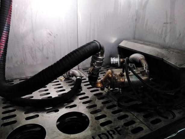 Regeneracja Czyszczenie filtrów DPF/FAP/SCR/KAT wszystkie pojazdy