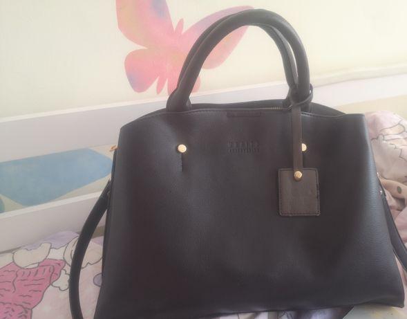 Nowa torebka mohito duża czarna do ręki i na ramię