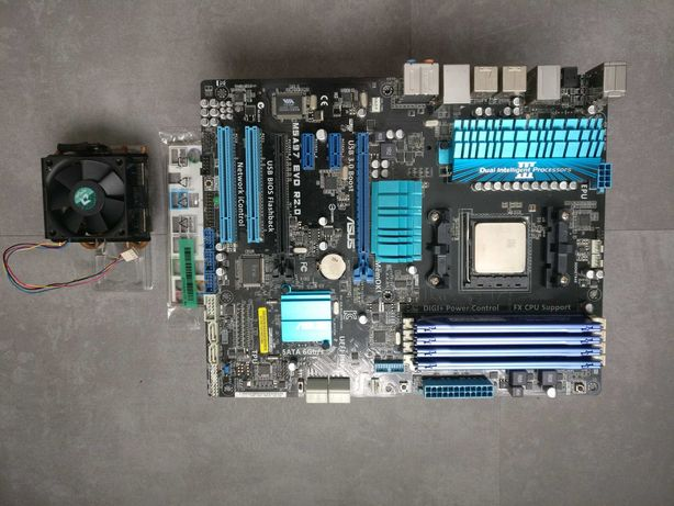 Motherboard CPU Memória RAM Cooler