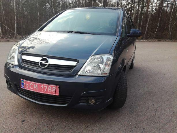 Opel Meriva 1,6 2008