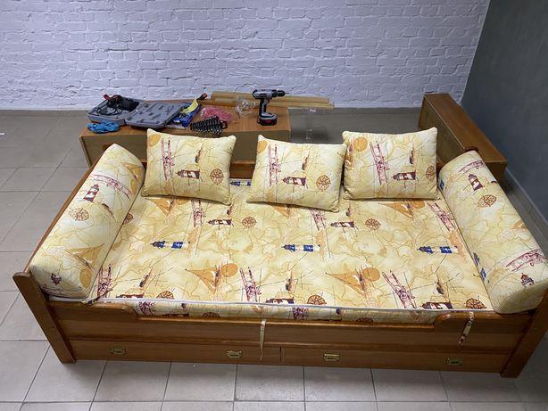 Подростковая, детская мебель Safari VOX, 5 предметов