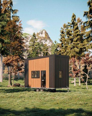 Habitação modular pré-fabricada - Tiny House