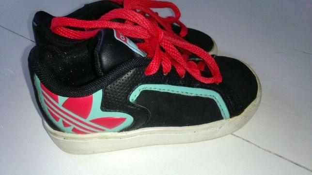 Buty dziecięce adidasy Adidas rozm. 21 długośc 13 cm