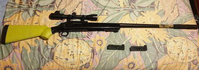 Vendo sniper airsoft