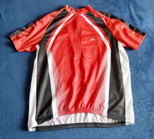 Вело джерси футболка всемирно известного бренда CRANE Sports, разм. XL