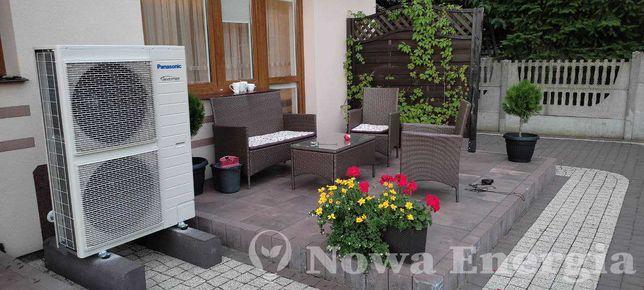 Dobór pompy ciepła panasonic do powierzchni domu w Częstochowie