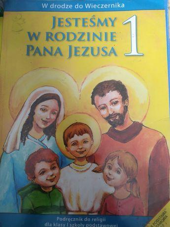 Podręcznik religia klasa I szkoły podstawowej