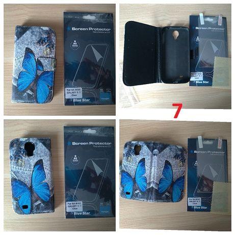 Etui i szkło dla Samsung Galaxy S4