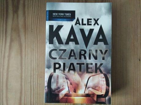 Alex Kava Czarny Piątek