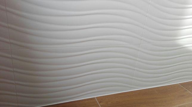 Plytka dekor fala 30x60