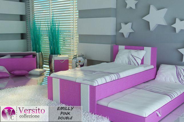 Łóżko piętrowe dla dziewczynek,dla dziecka,dziecięce+2materace.PROMOCJ