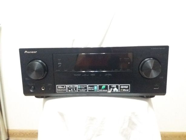 Pioneer VSX 423 Ресивер usb hdmi