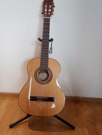 Gitara akustyczna Ever Play TaiKi Zebrano  - ed. limitowana + Gratisy