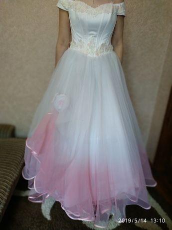 Обмен на орхидею Свадебное платье