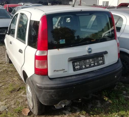 Fiat Panda 1,1. Cały na części, wszystkie części