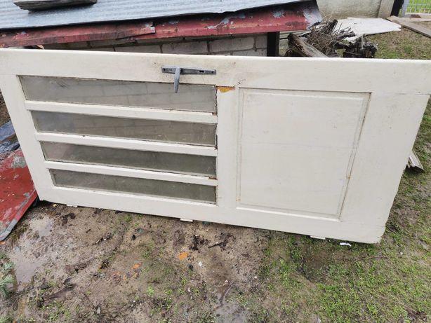 Drzwi drewniane  194x92