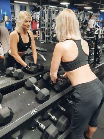 Trener personalny / 50 zł trening na siłowni lub w domu!