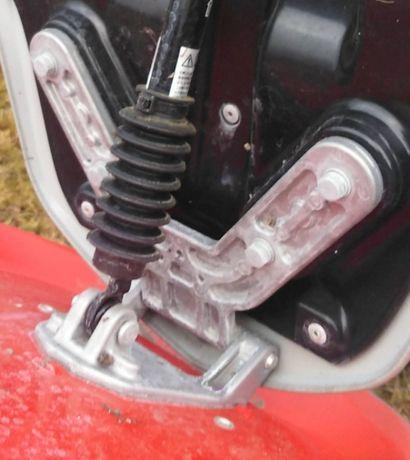Zawiasy mocowanie klapy przód aluminiowe Yamaha skuter wodny części