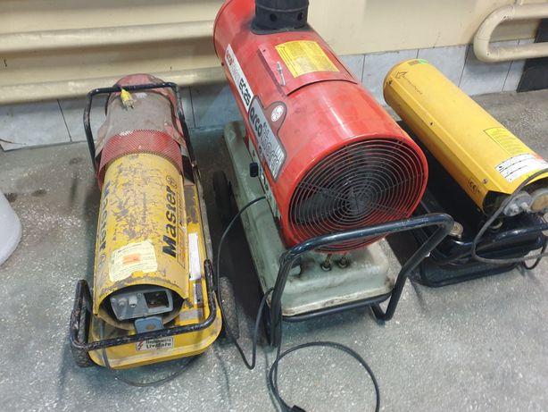 Serwis naprawa nagrzewnic nagrzewnicy nagrzewnica olejowa gazowa elekt