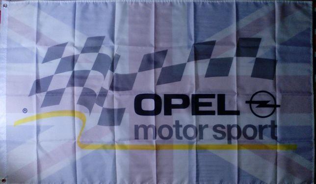 Bandeira opel motorsport