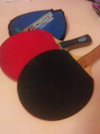 Набор для настольного тенниса+ Крепление для сетки