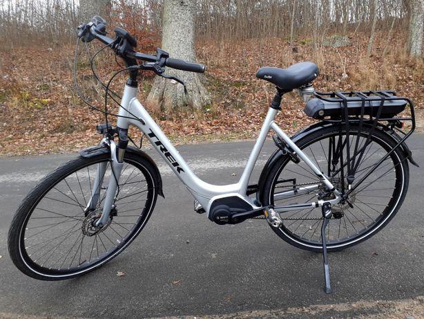 rower elektryczny trek tm2+ Bosch Active Line Plus gazelle bateria 500