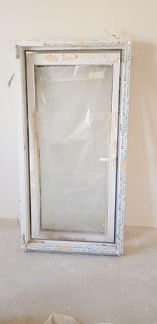 Вікно пластікове 1.46×0.73 і двері 2.20×0.72