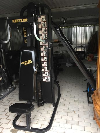 Atlas Kettler multi center 100kg obciążenia, siłownia