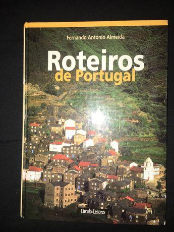 Vendo livro Roteiros de Portugal