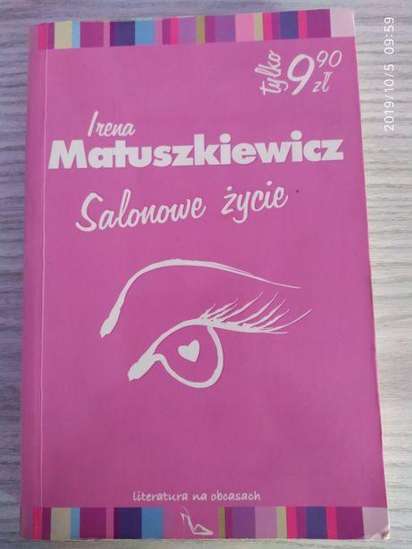Salonowe życie Irena Matuszkiewicz